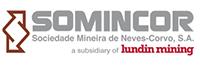 Somincor - Sociedade Mineira de Neves-Corvo, S.A. Portugal